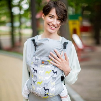 DLight ergonomic baby carrier - Deer