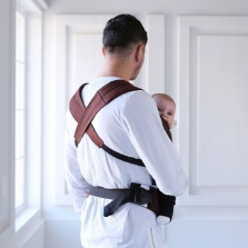 DLight ergonomic baby carrier - Foxes