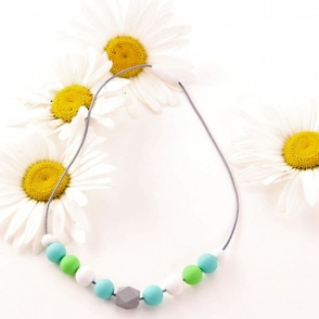 Baby wrap necklace Mint