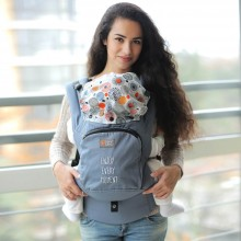 AIR ergonomic baby carrier - Moments of Happiness