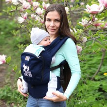 AIR ergonomic baby carrier - My Ocean
