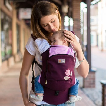 AIR ergonomic baby carrier - Wise Birds